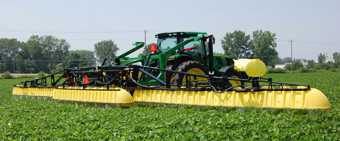 Boom Sprayers For Tractors : Spk